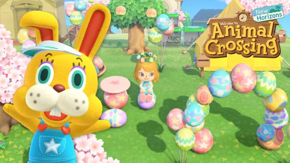 Animal Crossing : Nintendo réduit les œufs de Pâques après une vague de critiques