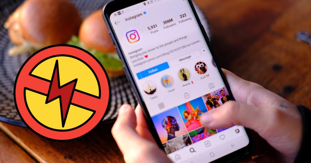 Instagram : Pas de panique, le réseau social est en panne