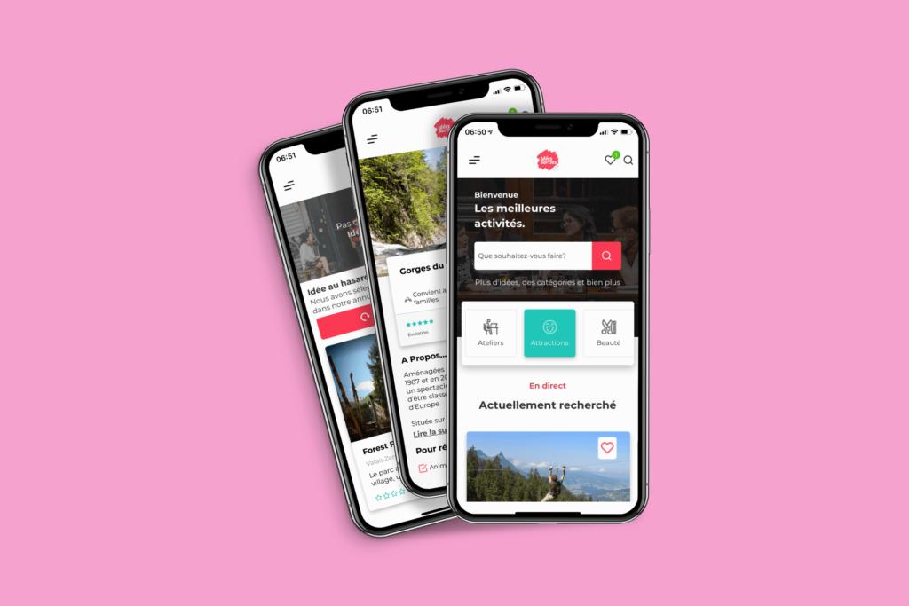 SpecEtoile lance sa première application « Idées Sorties »
