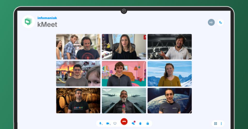 Visioconférence: l'alternative suisse 100% gratuite à Microsoft Teams et Zoom monte en puissance